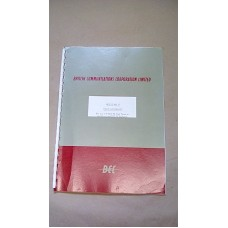 BCC13 HAND GENERATOR MK2 TECHNICAL MANUAL ( BCN1802 )
